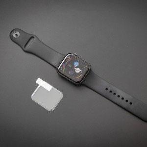 Стъклен протектор с течно UV лепило за Apple Watch Series 3 42mm