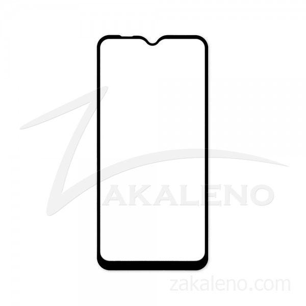 Стъклен протектор за Samsung Galaxy M20 (цветна рамка с цяло лепило)
