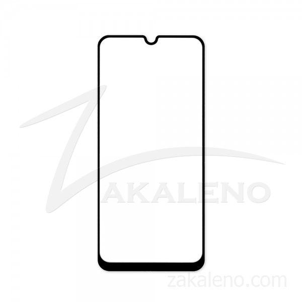 Стъклен протектор за Samsung Galaxy M30 (цветна рамка с цяло лепило)