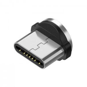 Накрайник за магнитен кабел за зареждане Floveme, USB Type C