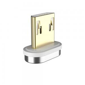 Накрайник за магнитен кабел за зареждане/данни Floveme, Micro USB B