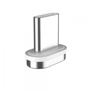 Накрайник за магнитен кабел за зареждане/данни Floveme, USB Type C