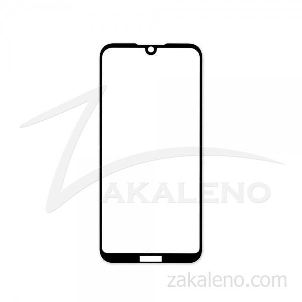 Стъклен протектор за Huawei Y5 2019 (черна рамка с цяло лепило)