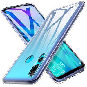 Силиконов калъф гръб за Huawei P Smart Plus 2019