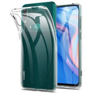 Силиконов калъф гръб за Huawei P Smart Z