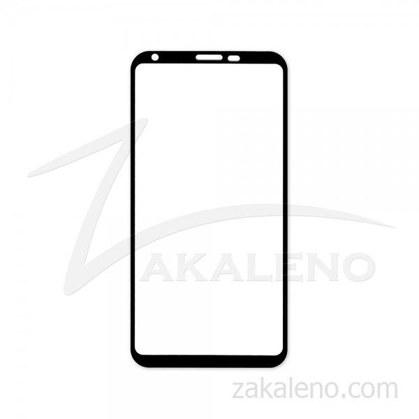 Стъклен протектор за LG V30 (цветна рамка със странично лепило)