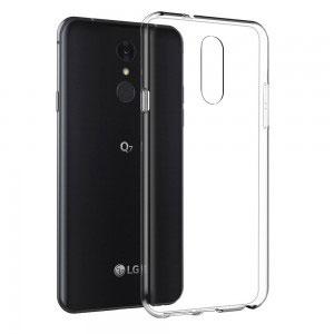Силиконов калъф гръб за LG Q7