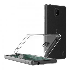 Силиконов калъф гръб за Nokia 1 Plus