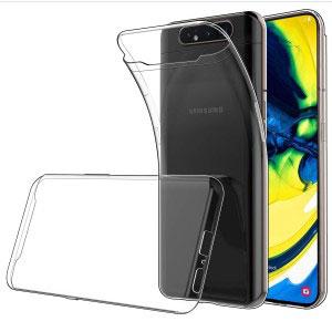 Силиконов калъф гръб за Samsung Galaxy A80, A90