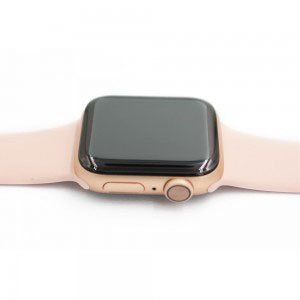 Стъклен протектор за Apple Watch Series 3/2/1 42mm (извит 3D протектор с цяло лепило)