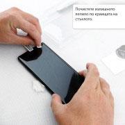 Стъклен протектор с течно UV лепило за Samsung Galaxy Note 10+ Plus