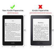 Кожен калъф за Amazon Kindle Paperwhite 4 2018