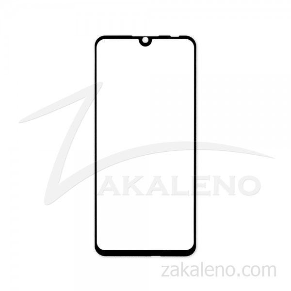 Стъклен протектор за Huawei P Smart+ Plus 2019 (черна рамка с цяло лепило)