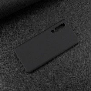 Силиконов калъф гръб за Huawei P30 - черен