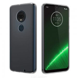 Силиконов калъф гръб за Motorola Moto G7, G7 Plus