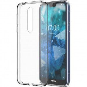 Силиконов калъф гръб за Nokia 3.2
