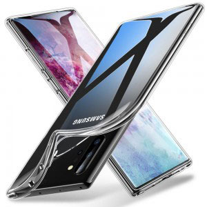 Силиконов калъф гръб за Samsung Galaxy Note 10+ Plus