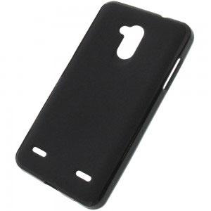 Силиконов калъф гръб за ZTE Blade V7 Lite - черен