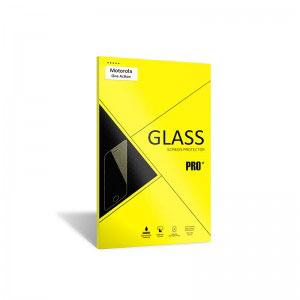 Стъклен протектор за Motorola One Action