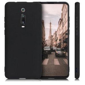 Силиконов калъф гръб за Xiaomi Redmi K20, Mi 9T - черен