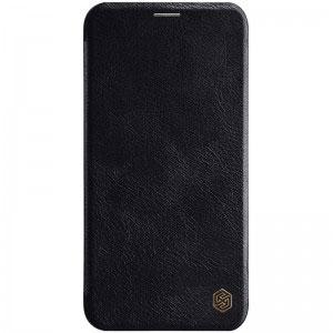 Кожен калъф Nillkin Qin за Apple iPhone 11