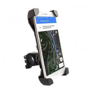 Стойка за колело, мотор за телефон