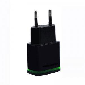 Двойно USB зарядно устройство, 2.1А + 1А