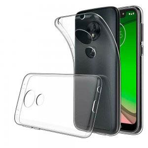 Силиконов калъф гръб за Motorola Moto G7 Power