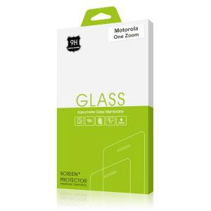 Стъклен протектор за Motorola One Zoom