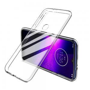 Силиконов калъф гръб за Motorola One Macro