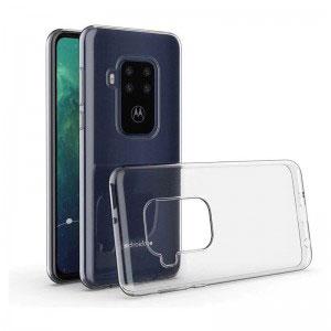 Силиконов калъф гръб за Motorola One Zoom