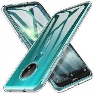 Силиконов калъф гръб за Nokia 7.2