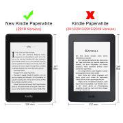 Кожен калъф за Amazon Kindle Paperwhite 4 2018 – Кутре