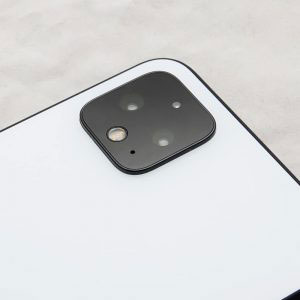 Гъвкав стъклен протектор за задна камера за Google Pixel 4