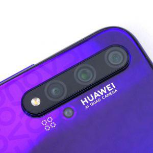 Гъвкав стъклен протектор за задна камера за Huawei Nova 5T