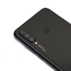 Гъвкав стъклен протектор за задна камера за Huawei P30 Lite