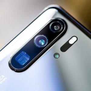 Гъвкав стъклен протектор за задна камера за Huawei P30 Pro