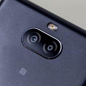 Гъвкав стъклен протектор за задна камера за Sony Xperia 10