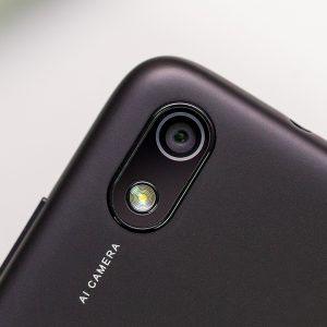 Гъвкав стъклен протектор за задна камера за Xiaomi Redmi 7A