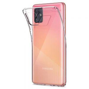 Силиконов калъф гръб за Samsung Galaxy A71
