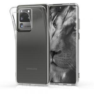 Силиконов калъф гръб за Samsung Galaxy S20 Ultra