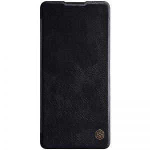 Кожен калъф Nillkin Qin за Samsung Galaxy S10 Lite