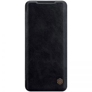 Кожен калъф Nillkin Qin за Samsung Galaxy S20+ Plus
