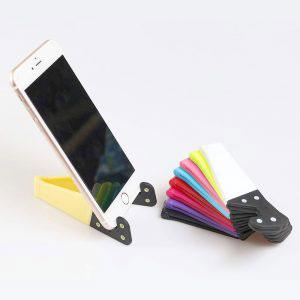 Универсална сгъваема стойка за телефон, таблет за бюро, маса