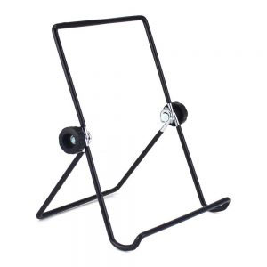 Универсална метална сгъваема стойка за таблет за бюро, маса