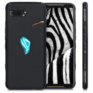 Силиконов калъф гръб за Asus ROG Phone II ZS660KL - черен