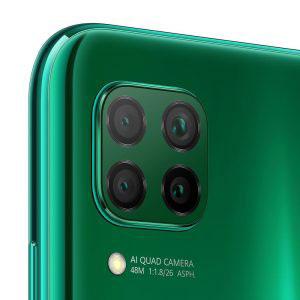 Гъвкав стъклен протектор за задна камера за Huawei P40 Lite