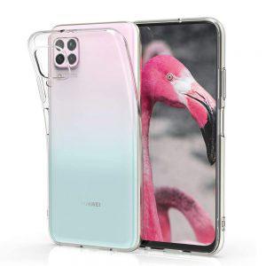 Силиконов калъф гръб за Huawei P40 Lite