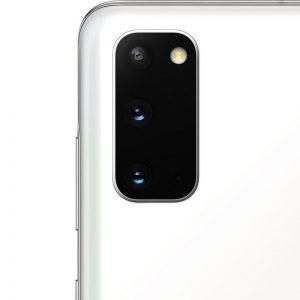 Гъвкав стъклен протектор за задна камера за Samsung Galaxy S20