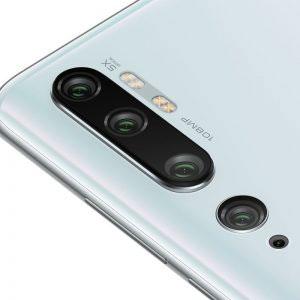 Гъвкав стъклен протектор за задна камера за Xiaomi Mi Note 10, Mi Note 10 Pro, Mi CC9 Pro